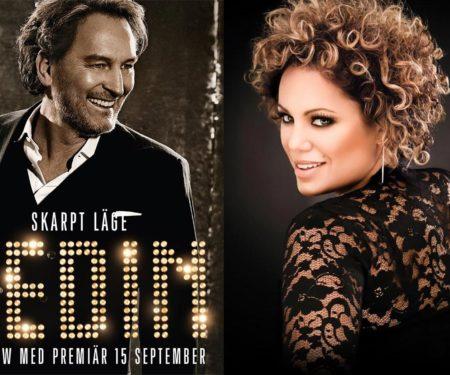Laila Adèle joins Swedish icon Tomas Ledin for new show