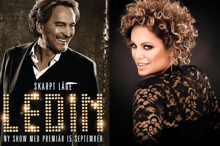 Laila Adèle joins Swedish icon Tomas Ledin for new show