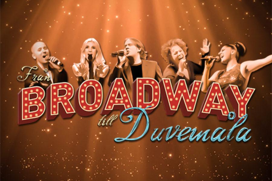 Laila Adèle klar för Från Broadway till Duvemålas höstturné!