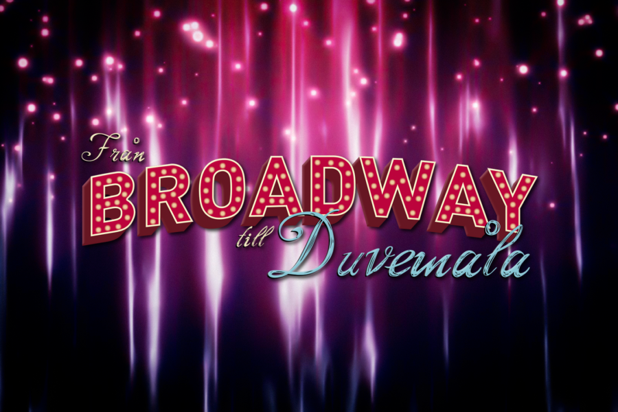 Från Broadway till Duvemåla – höstturnén börjar ta form!