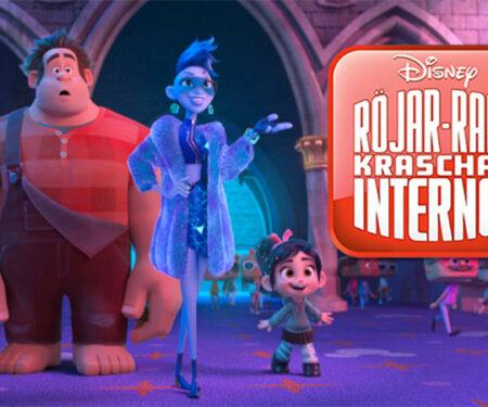 Laila gör huvudroll i Disney's nya storfilm