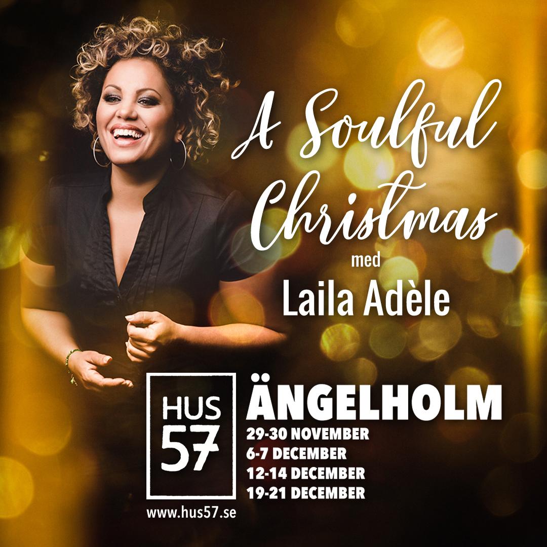 A Soulful Christmas med Laila Adèle