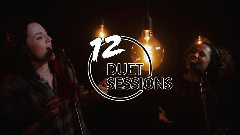 12 Duet Sessions - LailaAdele